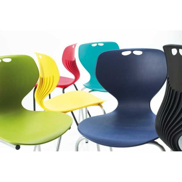 Modern Classroom Furniture Uk ~ Mata modern stacking student classroom chair