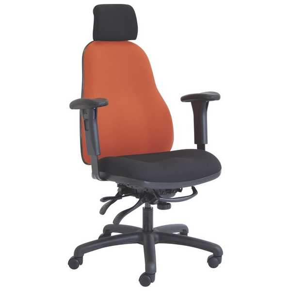 Zenith High Back 24 Hour Use Chair