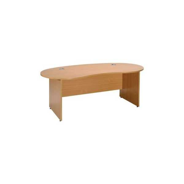 Kidney shaped desk mike o 39 dwyer office furniture - Kidney shaped office desk ...