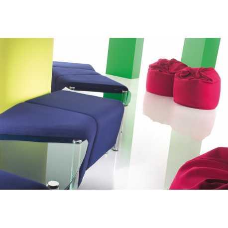 Zig Zag High Square Soft Seats