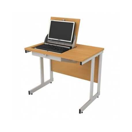 Smart Top ICT Desks - Single User Computer Desks