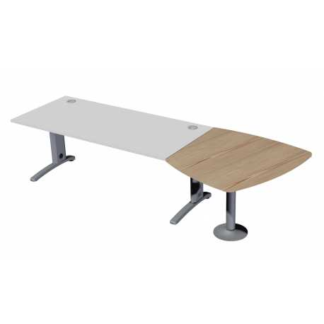 extension napoli mayline desk lrg curved nextrcry