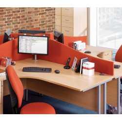 Wave Desk Mounted Screens
