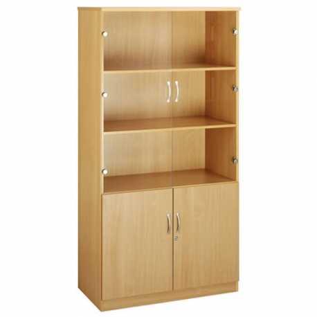 Combination Units Wood Doors & Glass Doors