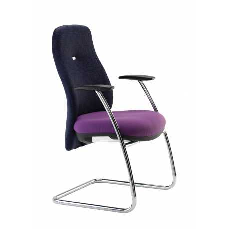 IFC80 Infelxion Cantilever frame Boardroom chair