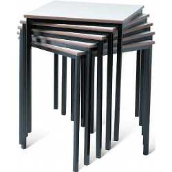 Square Fully Welded Classroom Tables