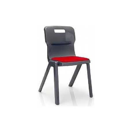 Titan Classroom Chairs with Seat Pads