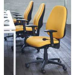 Jota Extra High Back Operators Chair