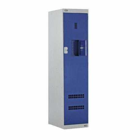Police Lockers with Airwaves Compartment & CS Holder