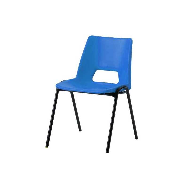Pvc Office Furniture ~ Plastic polypropylene classroom chairs