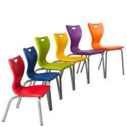EN10 Classic 4 Leg Classroom Chair