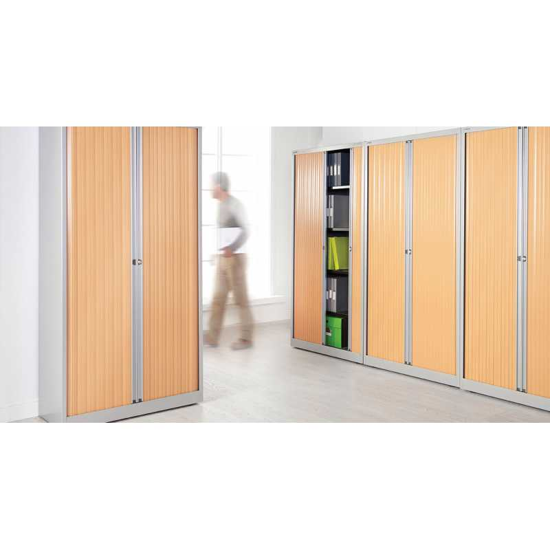 Sliding Door Office Cupboard