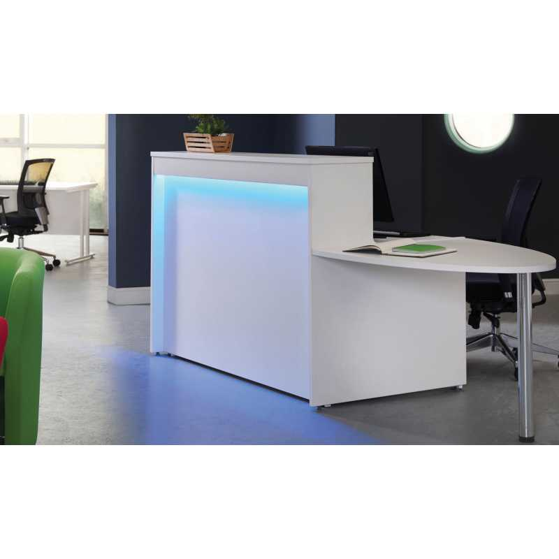 Welcome Reception Desk Enhance Any Modern Reception Area