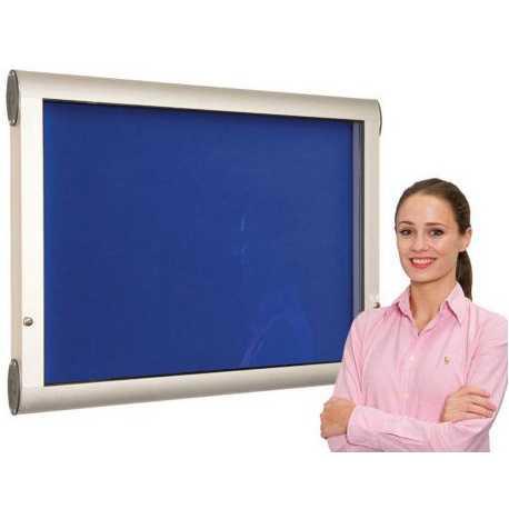Weathershield Showcase Lockable External Display Boards