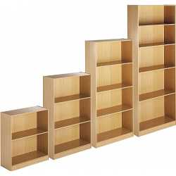 Universal Office Bookcase Standard Range