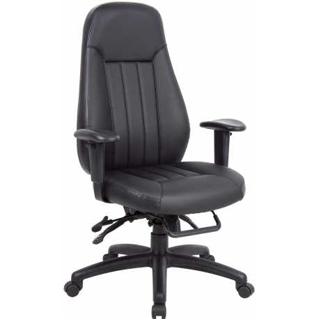 Zeus Heavy Duty 24 Hour Operators Chair
