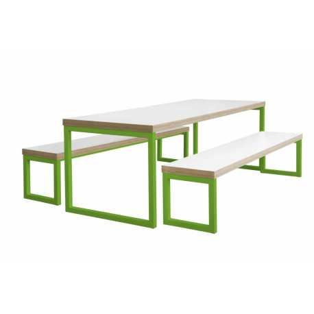 Peachy Canteen Tables Benches For School College Dining Room Ocoug Best Dining Table And Chair Ideas Images Ocougorg