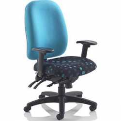 Stellar Posture Chair with Memory Foam