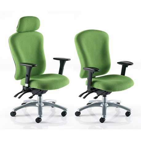 zircon 24 hour office chair comfortable posture seating