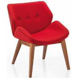 Serenity Chair with Wooden Legs