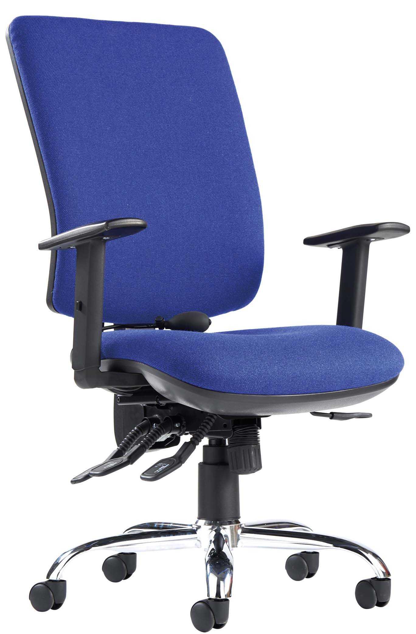 Senza Ergonomic Task chair a 24 Hour Use fice Chair