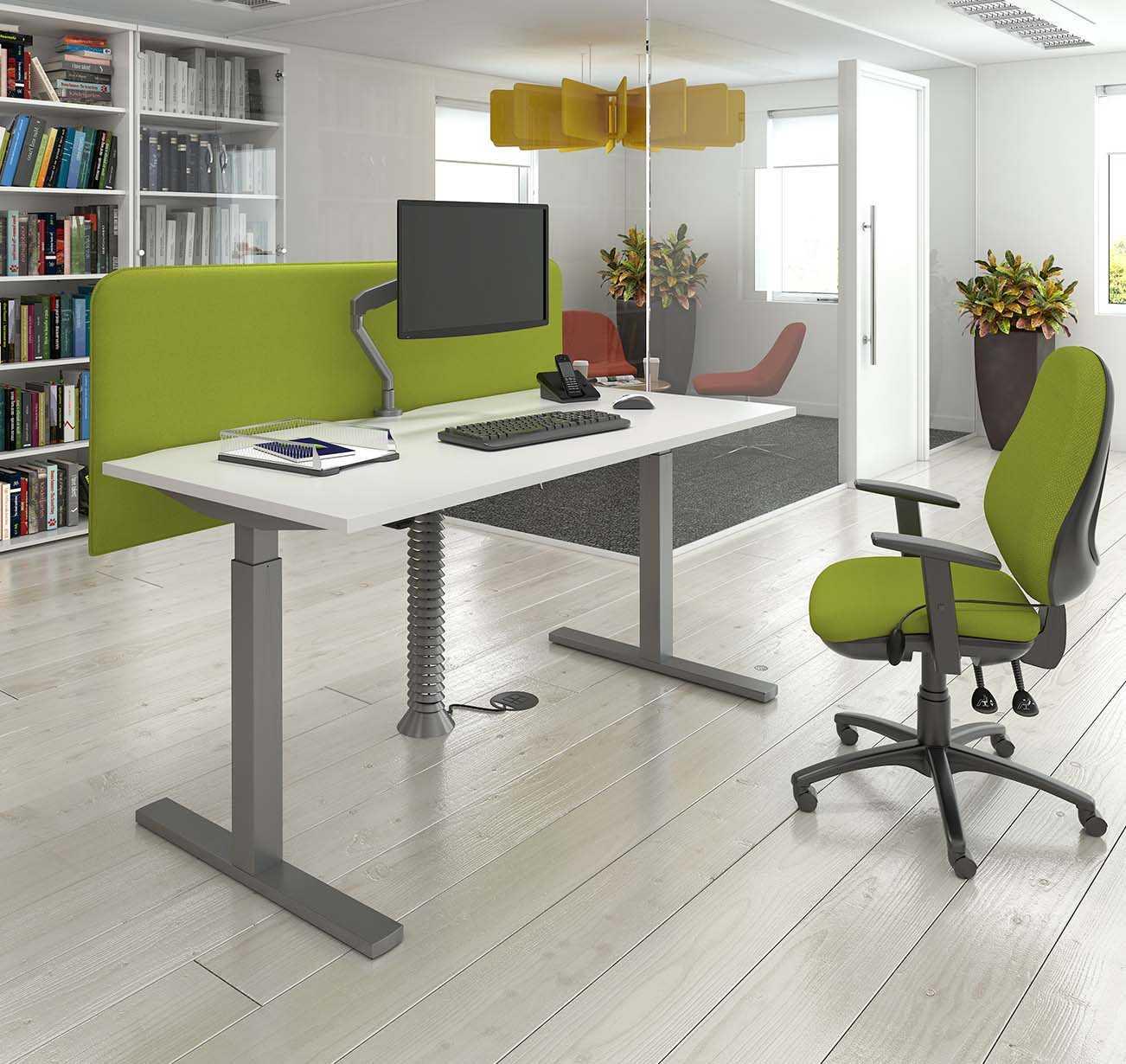 Elev8 Mono Sit Stand Desks