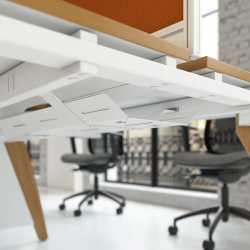 Fuze Drop Down Cable Tray