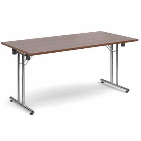 Rectangular Flexi Table with Folding Legs