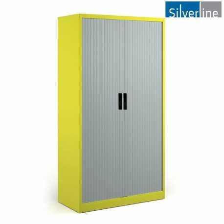 Silverline M LINE Side Tambour Cupboard