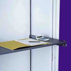 Silverline Pull Out Shelf
