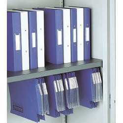 Silverline Lateral Filing Shelf