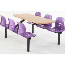 Derby Fixed Seating Canten Unit