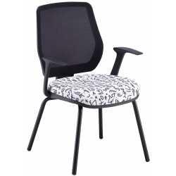 Tegan Mesh Back Meeting Chair