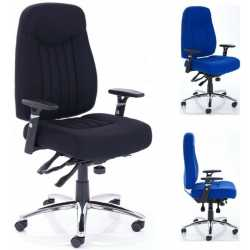 Barcelona Deluxe 24Hour Use Office Chair