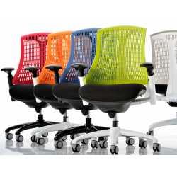 Vega Mesh Back Operators Office Chair