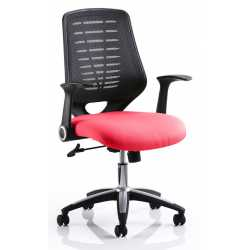 Relay Mesh Back Operators Office Chair