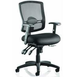 Brio Mesh Back Operators Chairs
