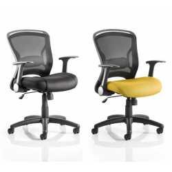 Iris Mesh Back Chair