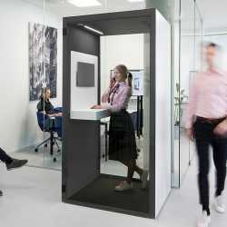 Chatbox Acoustic Phone Booth