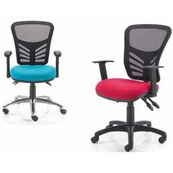 Sketch Mesh Back Chairs