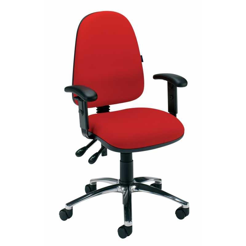 Teachers High Back Classroom Operators Chair