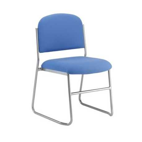 Indestructible Chair Shown with optional Platinum Frame